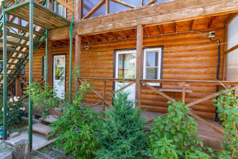 Наши деревянные домики